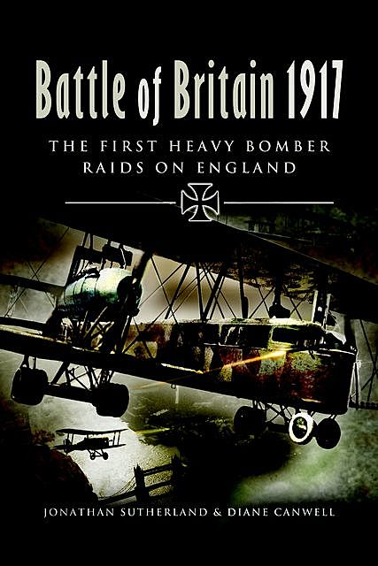 Battle of Britain 1917, Diane Canwell