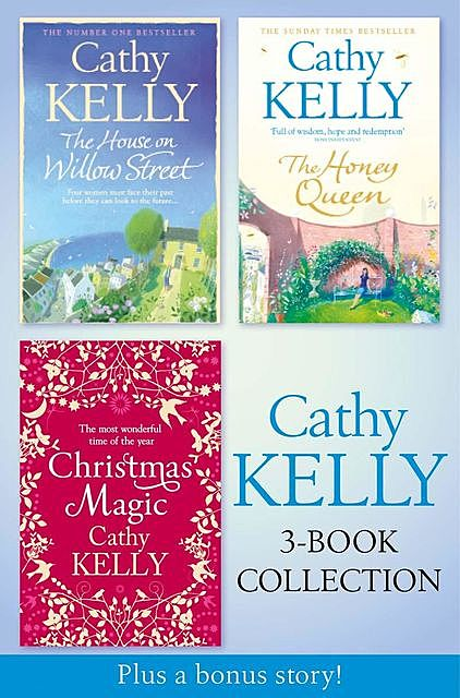 Cathy Kelly 3-Book Collection 2, Cathy Kelly