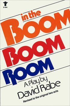 In the Boom Boom Room, David Rabe