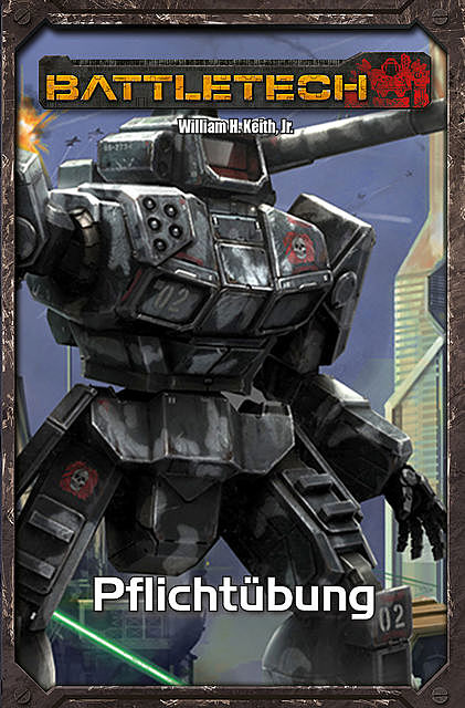 BattleTech Legenden 29, William H. Keith Jr.