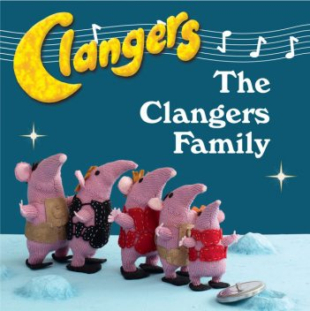 Clangers: Make the Clanger Family, Carol Meldrum