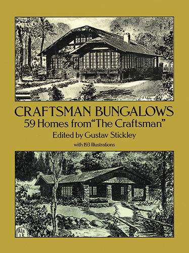 Craftsman Bungalows, Gustav Stickley