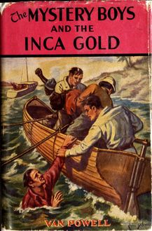 The Mystery Boys and the Inca Gold, Van Powell