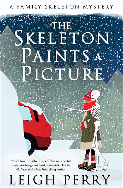 The Skeleton Paints a Picture, Leigh Perry