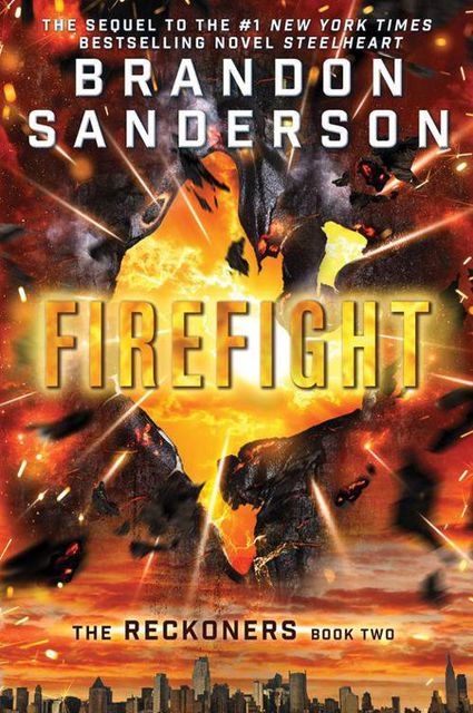 Firefight, Brandon Sanderson