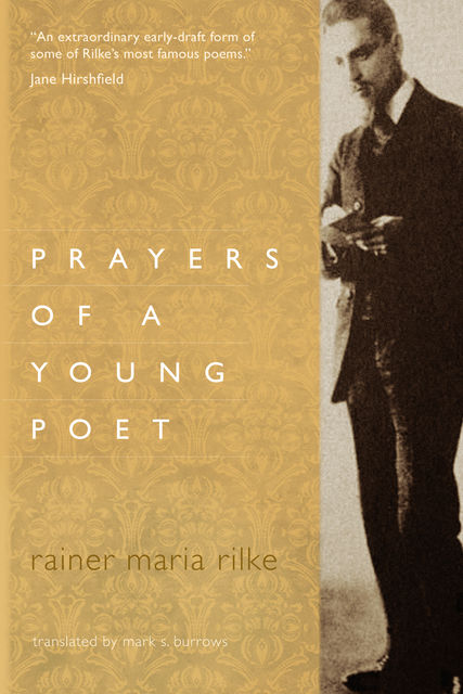 Prayers of a Young Poet, Mark S.Burrows