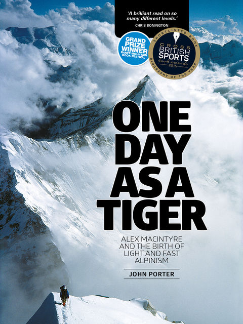 One Day as a Tiger, John Porter, Stephen Venables