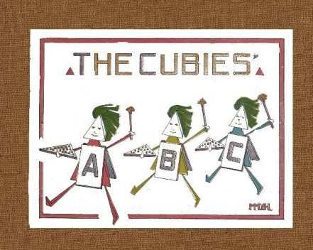 The Cubies' ABC, Mary Chase Mills Lyall