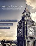 Inside London Travel Guide, Aubrey O' Connell