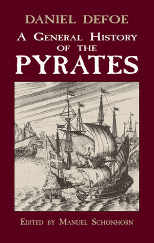 A General History of the Pyrates, Daniel Defoe