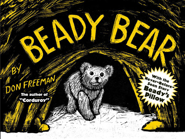 Beady Bear, Don Freeman