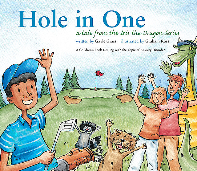 Hole in One, Graham Ross, Gayle Grass