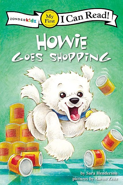 Howie Goes Shopping, Sara Henderson