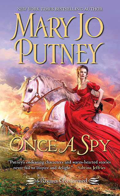 Once a Spy, Mary Jo Putney