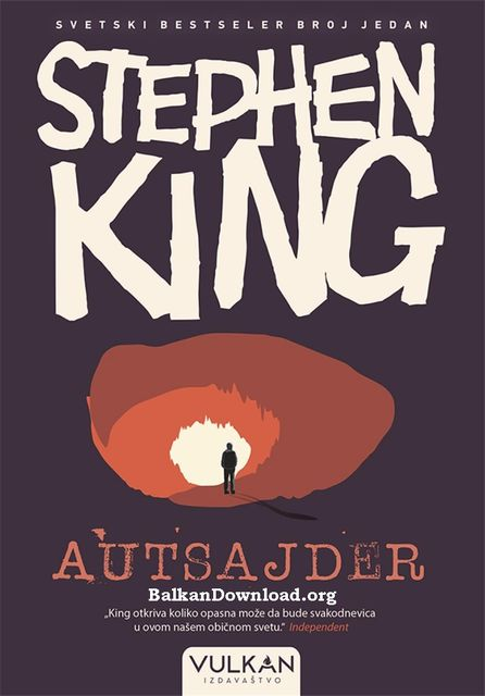 Autsajder, Stephen King