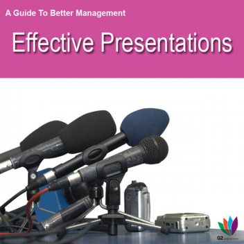 A Guide to Better Management Effective Presentations, Jon Allen