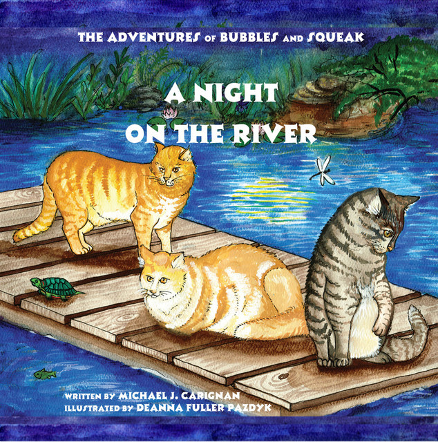 A Night on the River, Michael Carignan