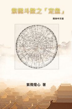 "Zi Wei Dou Shu: How To Find The Correct ""Zi Wei Pan"", Chang Sophia, 紫微灯心"