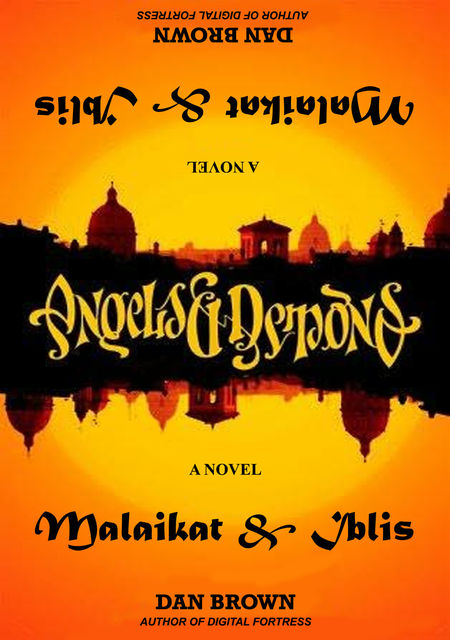 Dan Brown – Malaikat dan iblis, Dan Brown