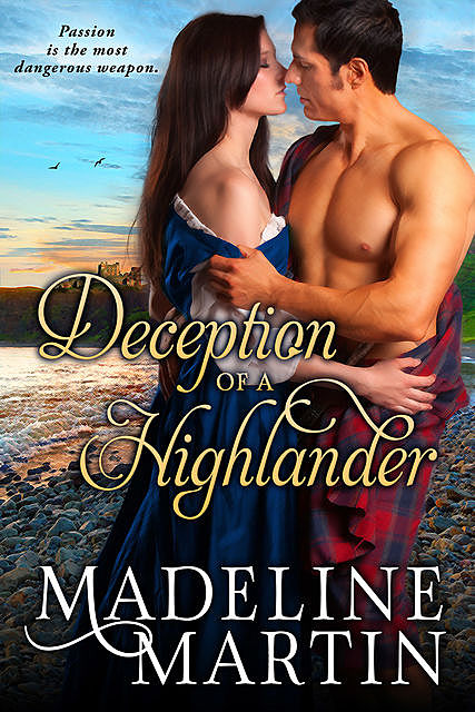 Deception of a Highlander, Madeline Martin
