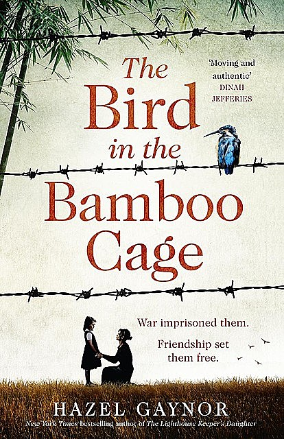 The Bird in the Bamboo Cage, Hazel Gaynor