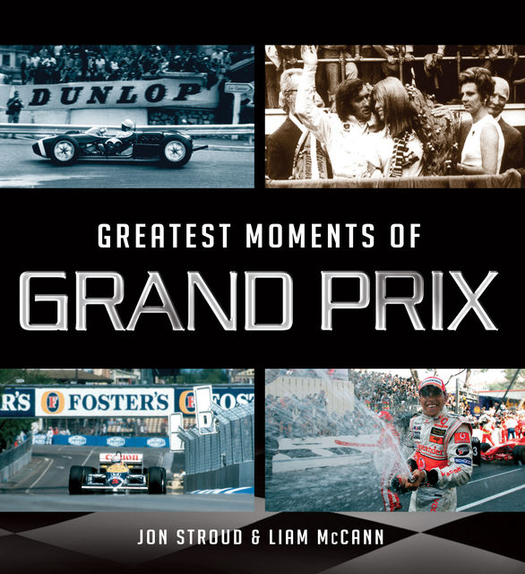 Greatest Moments of Grand Prix, Ian Welch