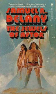 The Jewels of Aptor, Samuel Delany