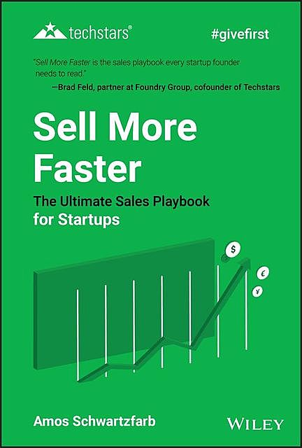 Sell More Faster, Amos Schwartzfarb