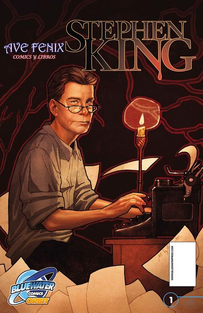 Orbit: Stephen King (Spanish Edition) Vol.1 # 1, Brian McCathy, Michael Lent