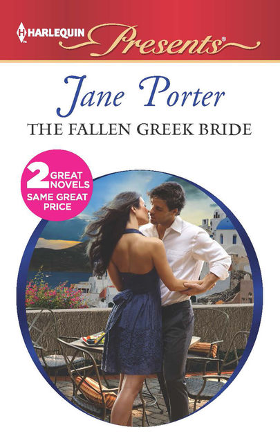 The Fallen Greek Bride, Jane Porter