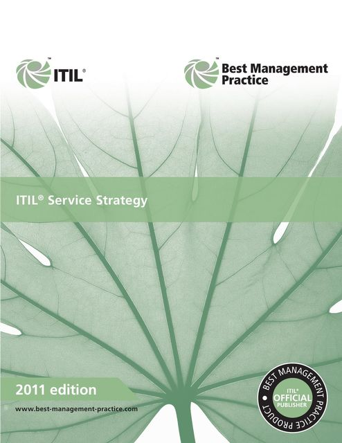 ITIL Service Strategy, Best Management Practice