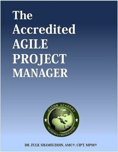 The Accredited Agile Project Manager, Zulk Shamsuddin