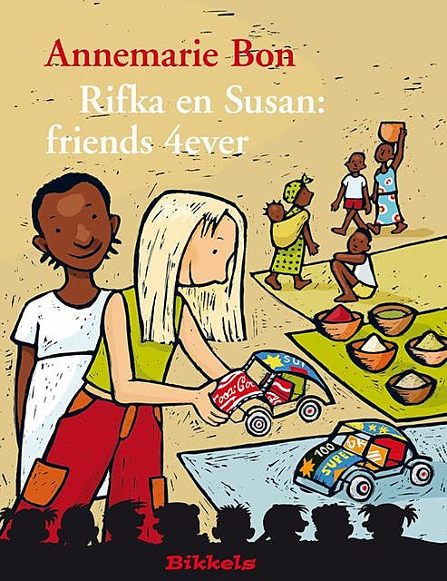 Rifka en Susan: friends 4ever, Annemarie Bon