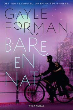 Bare en nat, Gayle Forman