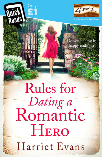 Rules for Dating a Romantic Hero, Harriet Evans