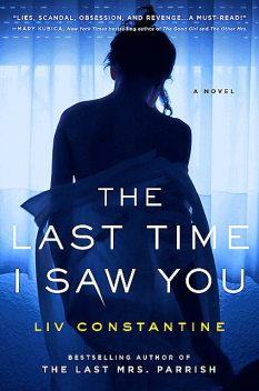 The Last Time I Saw You, Liv Constantine