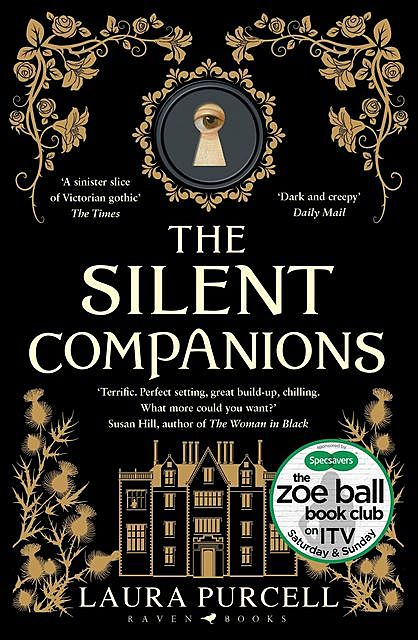 The Silent Companions, Laura Purcell