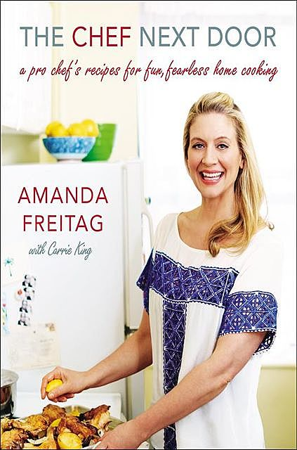 The Chef Next Door, Amanda Freitag