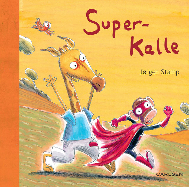 Super-Kalle, Jørgen Stamp