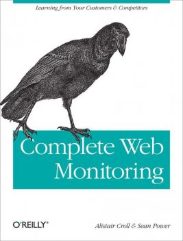 Complete Web Monitoring, Alistair Croll