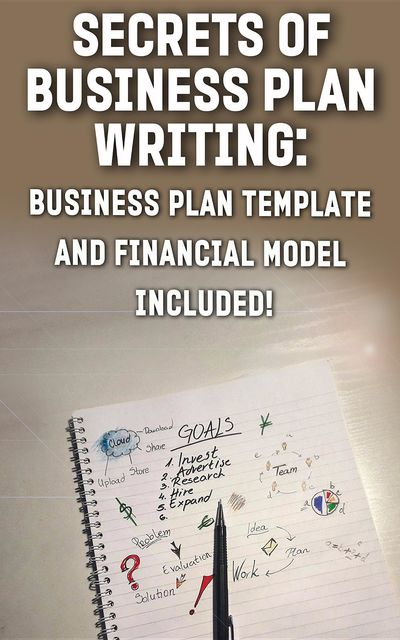 Secrets of Business Plan Writing, Andrei Besedin