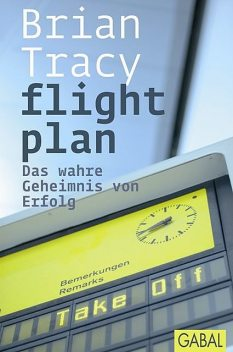 flight plan, Brian Tracy