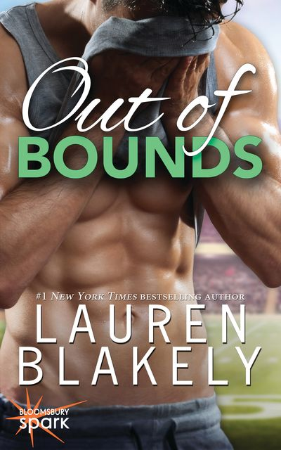 Out of Bounds, Lauren Blakely