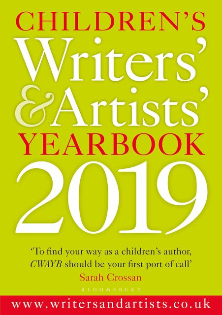 Children's Writers' & Artists' Yearbook 2019, Bloomsbury Publishing