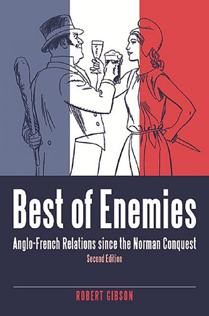 Best of Enemies, Robert Gibson