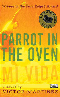 Parrot in the Oven, Victor Martinez