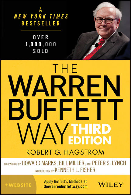 The Warren Buffett Way, Robert G.Hagstrom