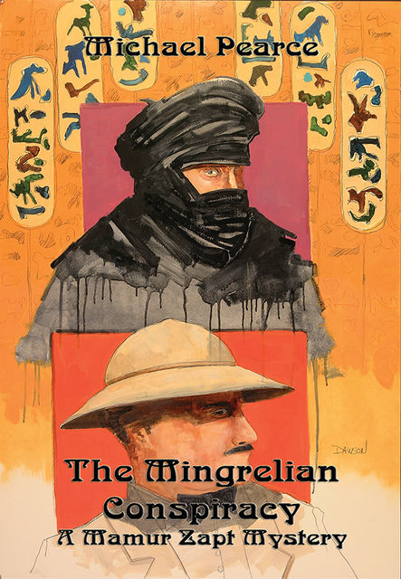 The Mingrelian Conspiracy, Michael Pearce