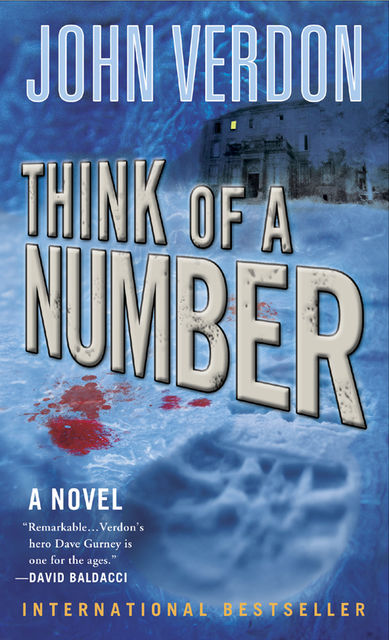 Think of a Number (Dave Gurney, No.1), John Verdon