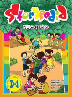 Storypedia Nusantara, Co, Tim Women Script